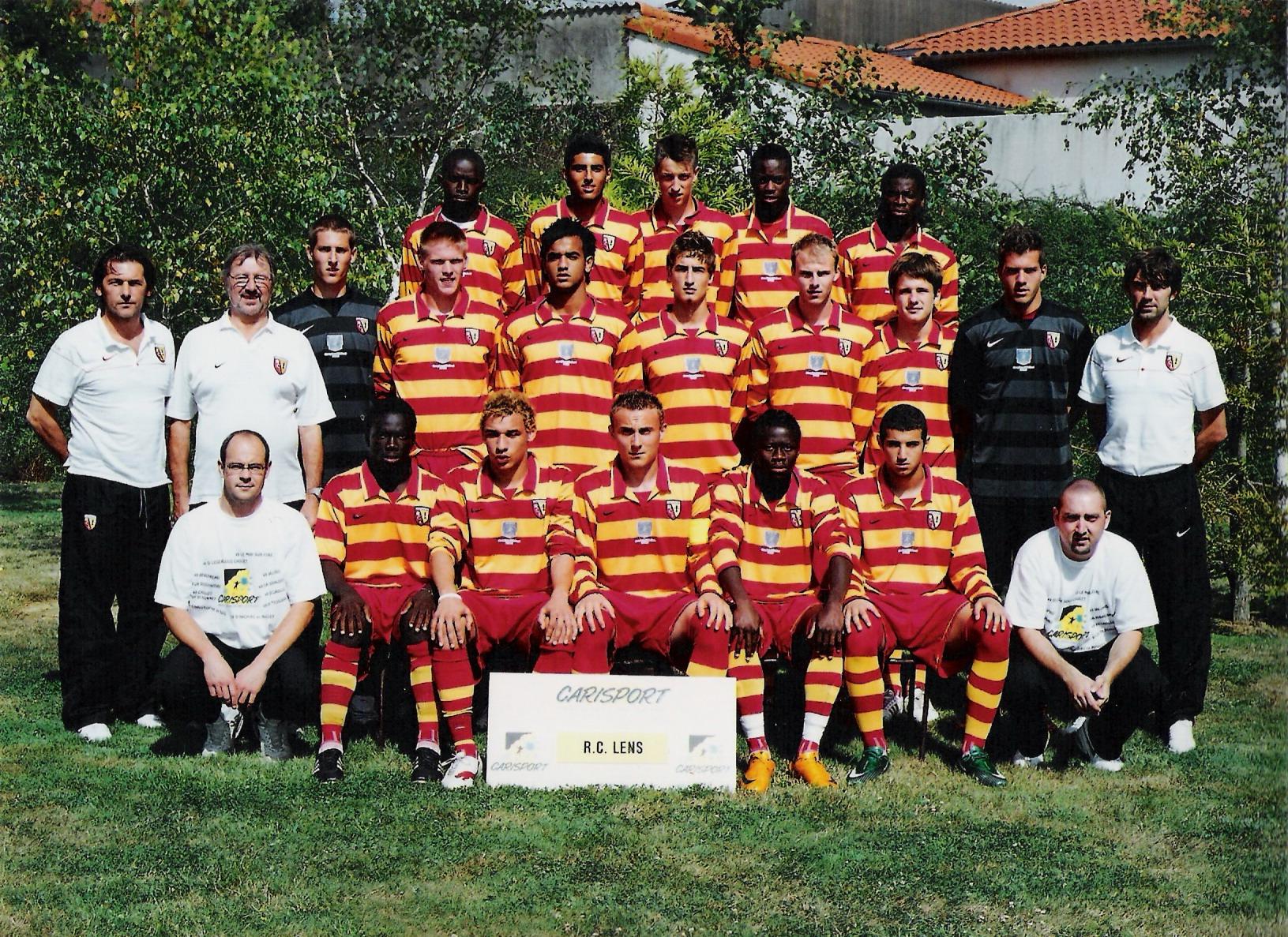 RC LENS - 2008